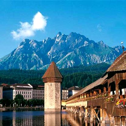 3denní nezapomenutelný zájezd do Švýcarska