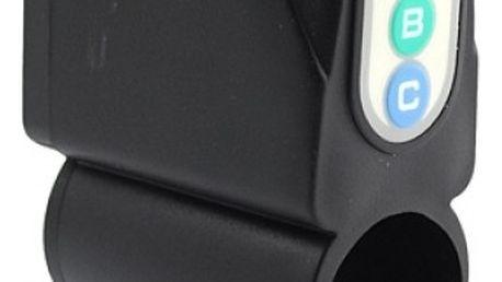 Cykloalarm s pohybovým senzorem