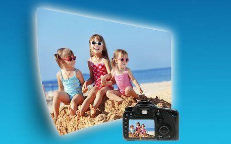 Maxi fotografie o rozměru 90x60 cm s dlouholetou životností barev