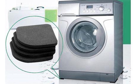 Antivibrační podložky pod pračku - 4 kusy