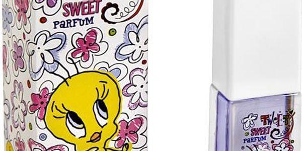 Parfém Tweety Girls - okouzlující vůně pro Vaše malé princezny!