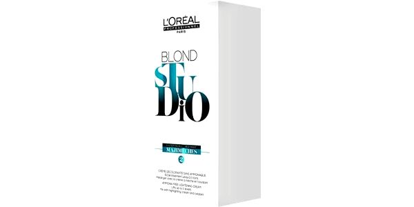 Loreal Professionnel Blond Studio Majimeches Powder 6 x 25 g