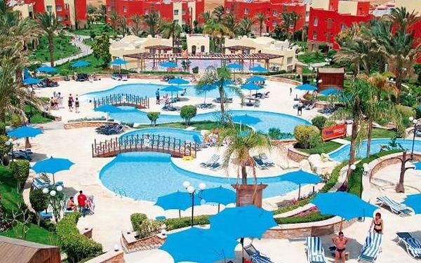 Egypt - Last minute: Hotel Aurora-Bay-Resort na 8 dní All inclusive v termínu 30.08.2015 jen za 9490 Kč.