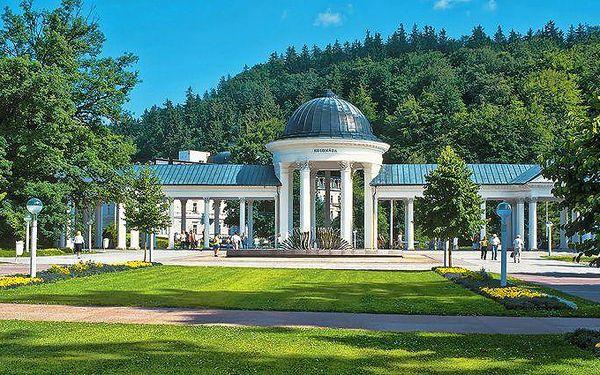 Až 6 dní wellness pro 2 s polopenzí a až 11 procedurami v hotelu Kossuth v Mariánkách