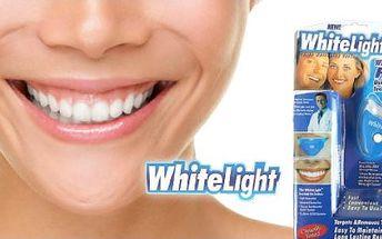 Systém bělení zubů White Light - mějte zářivý úsměv!