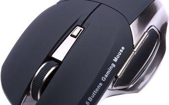 CONNECTIT CI-455 ALIEN bezdrátová myš
