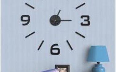 G21 Samolepící hodiny Classic Style