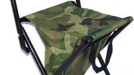 Super rybářská stolička, nejen pro rybáře!