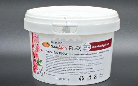 Smartflex flower mandle 0,7kg - modelovací hmota