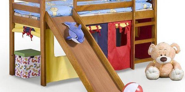 Dětská postel Neo Plus (olše)