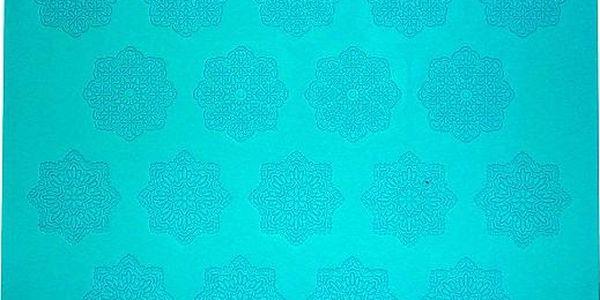 Silikonová šablona 02 - krajkové vločky