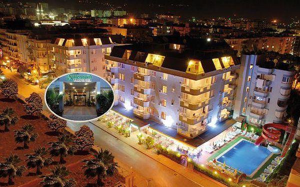 Millenium Park Hotel - Alanya (až -36%)