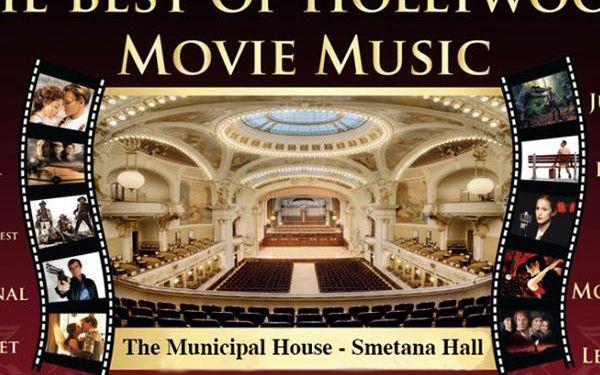 Vstupenky na koncert Hollywood in Prague!