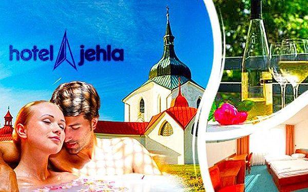 3denní relax v hotelu Jehla***