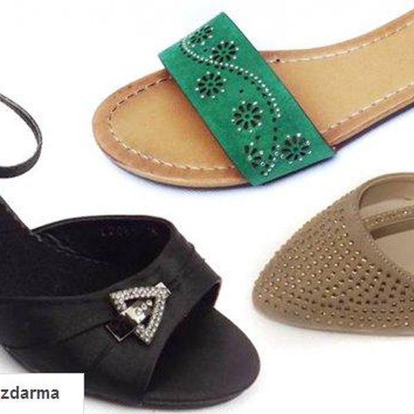 Výprodej dámských letních bot
