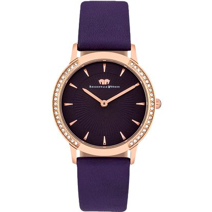 Dámské hodinky Rhodenwald&Söhne Olandia Violet - doprava zdarma!