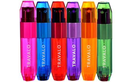 Travalo Ice Plnitelný flakón 5ml unisex Orange