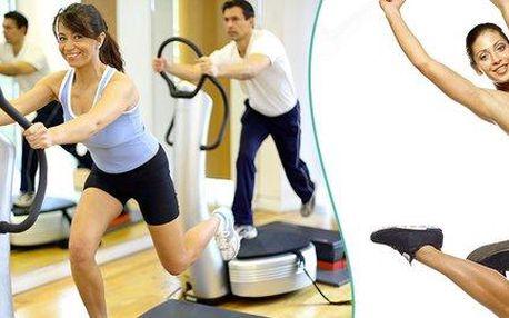 Cvičení na Power Plate či běžeckém pásu