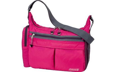 COLEMAN Cool Shoulder bag 7 růžová taška přes rameno