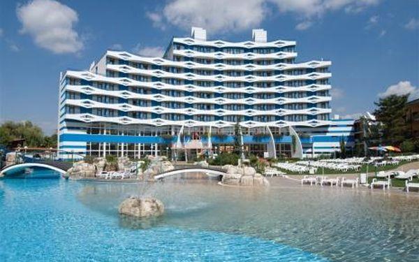Bulharsko, oblast Slunečné Pobřeží, doprava letecky, all Inclusive, ubytování v 4* hotelu na 9 dní
