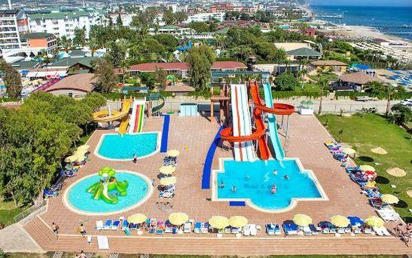 Turecko - Last minute: Hotel Club-Turtas na 8 dní All inclusive v termínu 02.09.2015 jen za 13990 Kč.