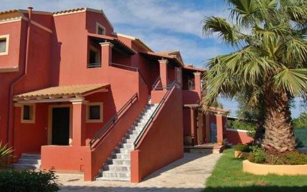 Řecko, oblast Korfu, doprava letecky, all Inclusive, ubytování v 3* hotelu na 8 dní