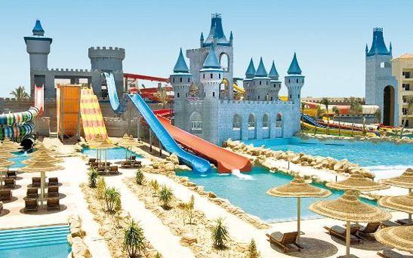 Egypt - Last minute: Hotel Fun-City-Makadi na 8 dní All inclusive v termínu 05.09.2015 jen za 14890 Kč.
