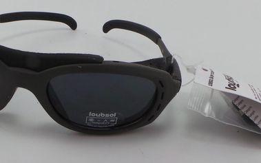 Loubsol horské brýle CORDILLERE noir soft