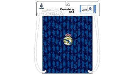 SUNCE Real Madrid taška na tělocvik a přezůvky