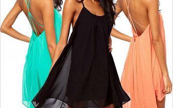 Flirtovní šaty na léto!