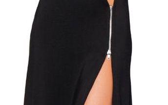 Dámské šaty B-Fashion dlouhé, černé, uni