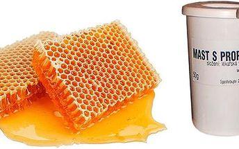 Propolisová mast přímo od včeliček