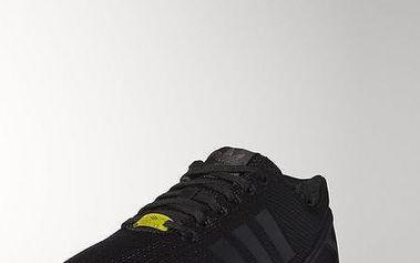 Adidas originals Zx Flux Black1/Black1/Wht, černá, 42 2/3