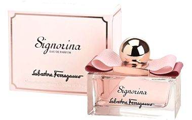Parfémovaná voda Salvatore Ferragamo Signorina 50ml EDP Tester W