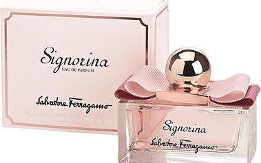 Parfémovaná voda Salvatore Ferragamo Signorina 30ml EDP Tester W