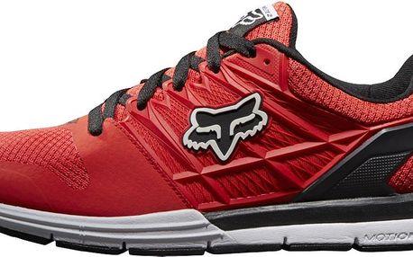Fox MotionElite2 Red/Black/White, červená, 45