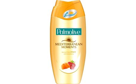 Palmolive Palmolive Mediterranean Moments Apricot & Strawberry sprchový gel 500 ml