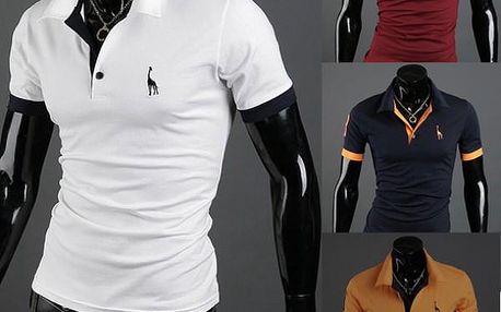 Pánské polo triko - ležérní elegance je opět v kurzu!