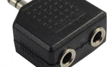 Rozdvojka na sluchátka pro MP3 přehrávače
