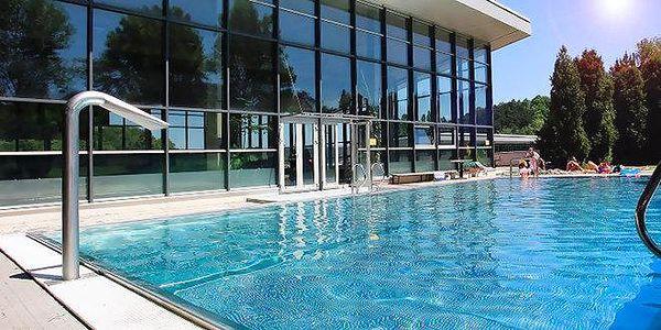 Permanentky do bazénu či na sport v Radlicích