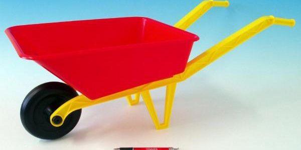 Plastová kolečka pro děti!