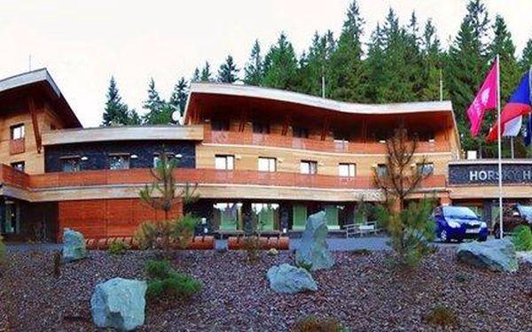 Luxusní babí léto s wellness a bohatou polopenzí v horském domě Hotelu Čeladenka****