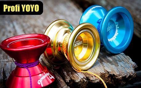 Yoyo magic!! Kovové jojo pro super triky!! Několik modelů!!