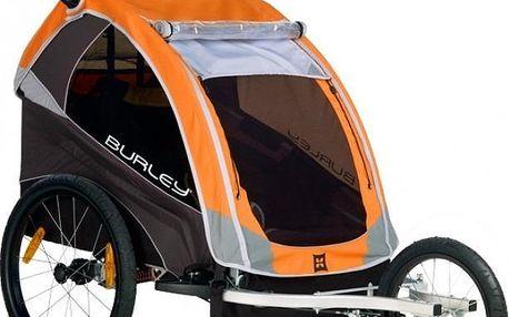 BURLEY Joggingový set pro 2místný vozík