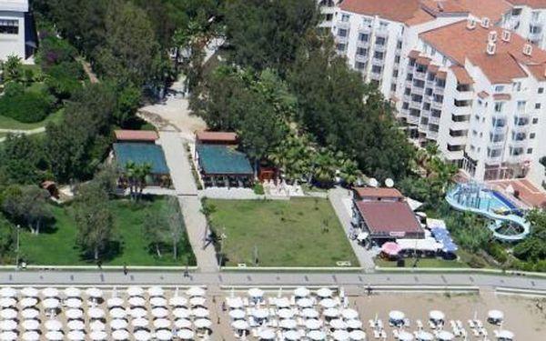 Turecko, oblast Side, doprava letecky, all Inclusive, ubytování v 4* hotelu na 9 dní