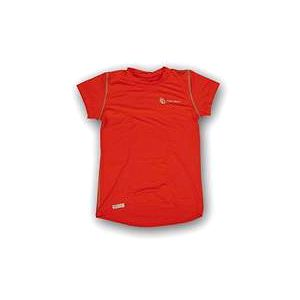 Sensor Coolmax Fresh K's t-Shirt Red, červená, 140