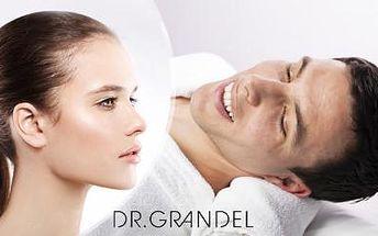 Kosmetické ošetření pro ženy i muže luxusní kosmetikou DR.GRANDEL. Na výběr 3 varianty ošetření s dárečkem.