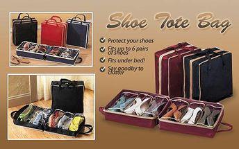 Taška na boty - botník - Shoe Tote
