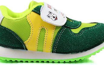 Dětské botasky 902GR