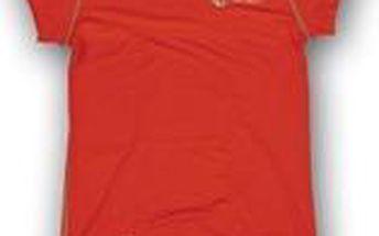 Sensor Coolmax Fresh K's t-Shirt Red, červená, 120